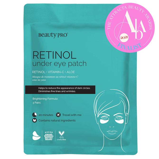 BeautyPro Retinol Under Eye Patch 3x 3.5g