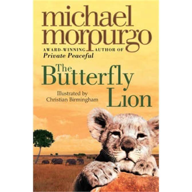 The Butterfly Lion (Paperback) - Michael Morpurgo