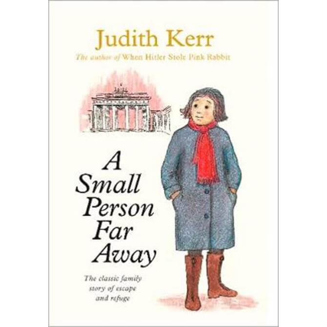 A Small Person Far Away (Paperback) - Judith Kerr