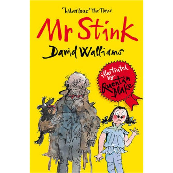 Mr Stink (Paperback) - David Walliams