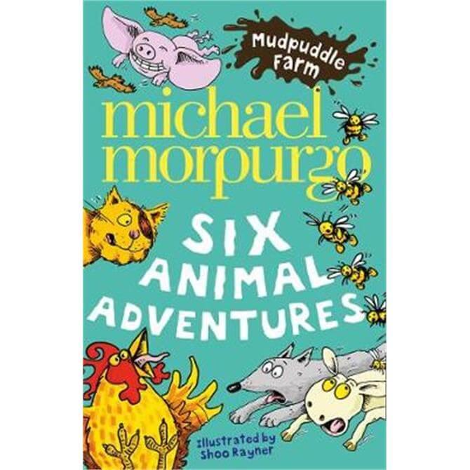 Mudpuddle Farm (Paperback) - Michael Morpurgo