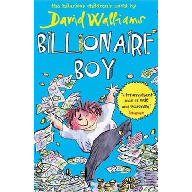 Billionaire Boy (Paperback) - David Walliams