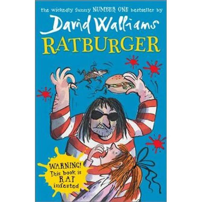 Ratburger (Paperback) - David Walliams