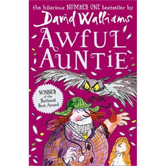 Awful Auntie (Paperback) - David Walliams