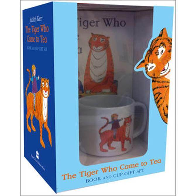 The Tiger Who Came to Tea Book and Cup Gift Set - Judith Kerr