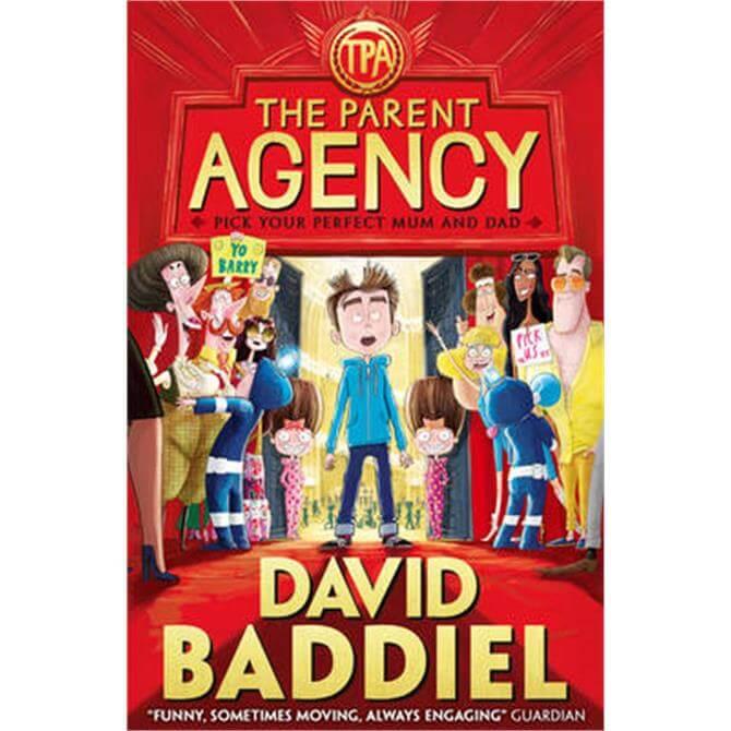 The Parent Agency (Paperback) - David Baddiel