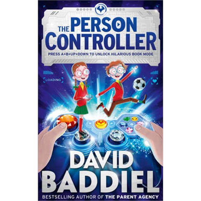 The Person Controller (Paperback) - David Baddiel