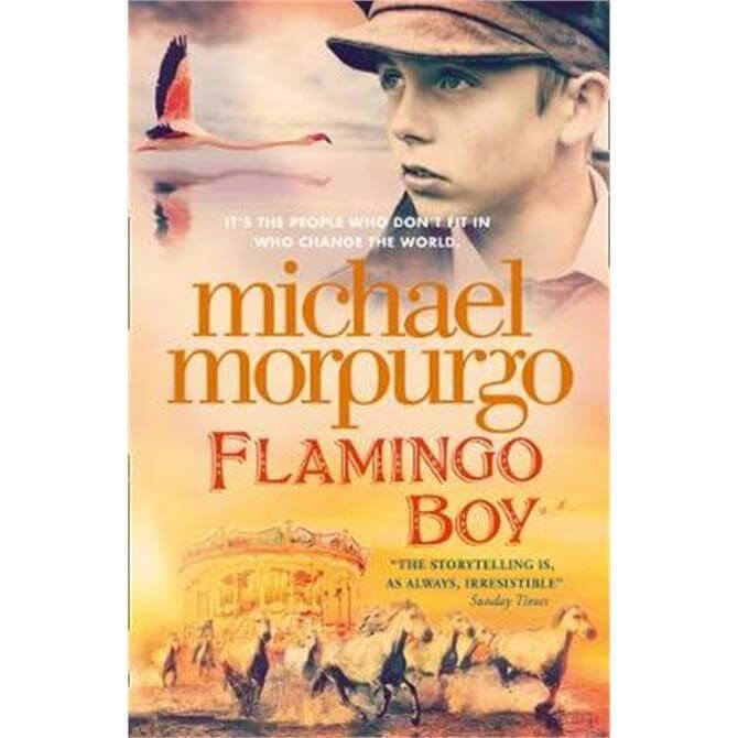 Flamingo Boy (Paperback) - Michael Morpurgo