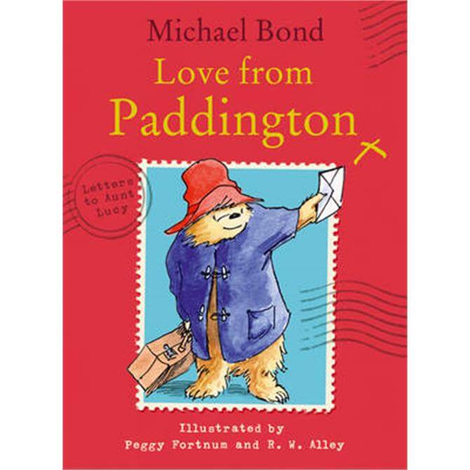 Love from Paddington (Paperback) - Michael Bond