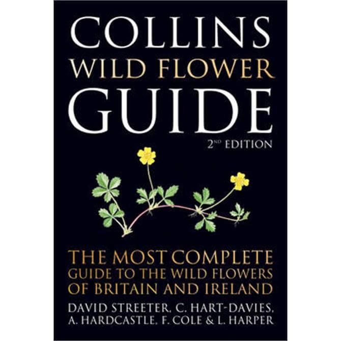 Collins Wild Flower Guide (Paperback) - David Streeter
