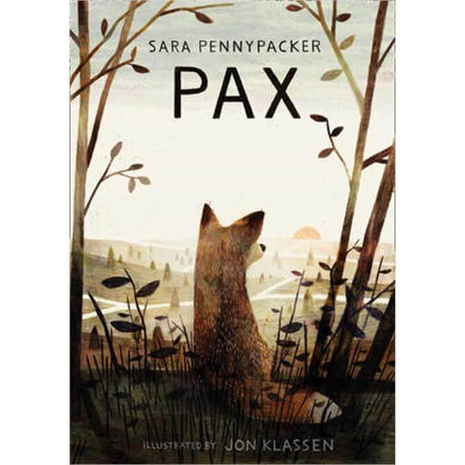 Pax (Paperback) - Sara Pennypacker