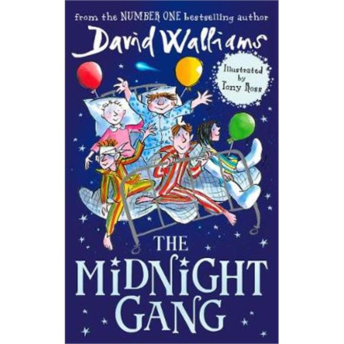 The Midnight Gang (Paperback) - David Walliams