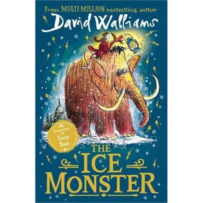 The Ice Monster (Paperback) - David Walliams