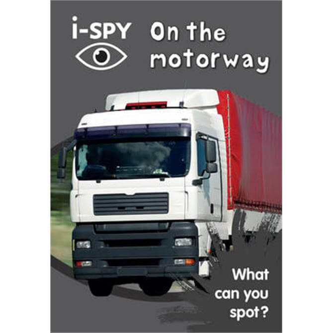 i-SPY On the motorway (Paperback)