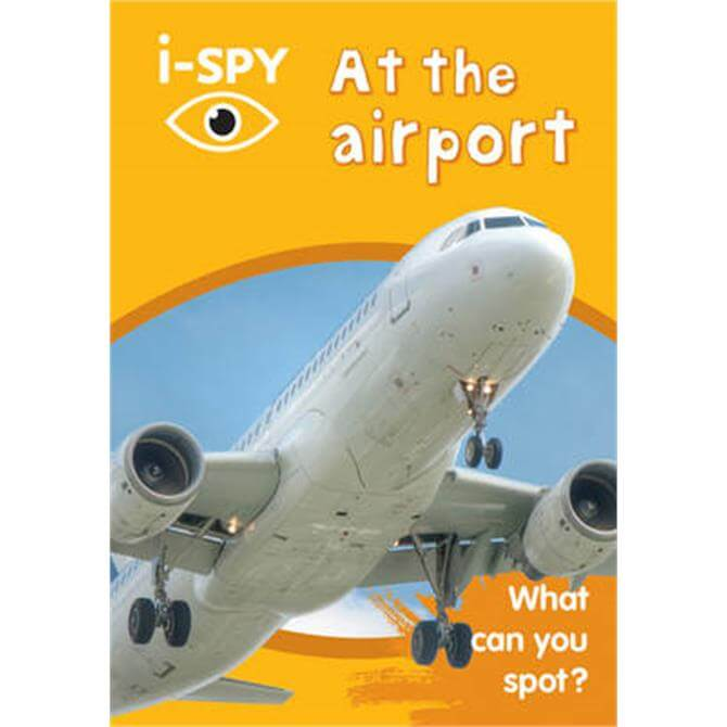 i-SPY At the airport (Paperback)