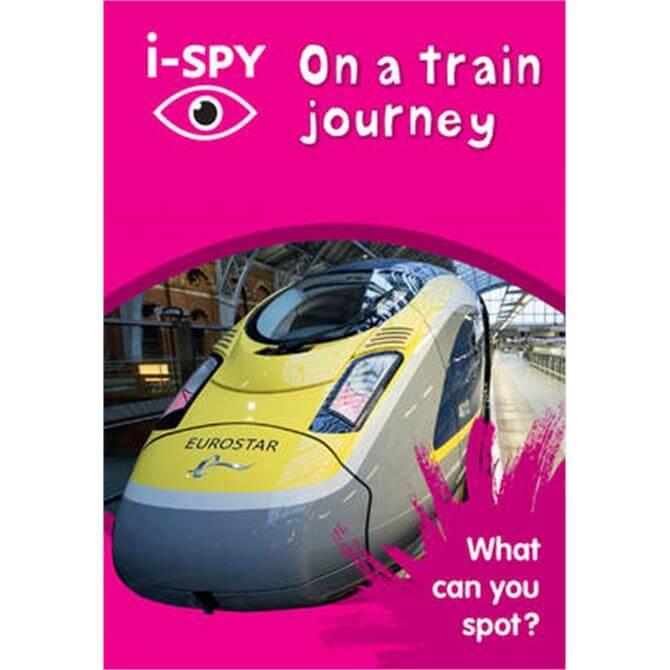 i-SPY On a train journey (Paperback)