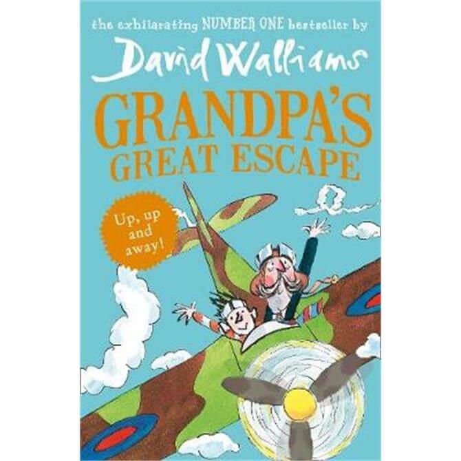 Grandpa's Great Escape (Paperback) - David Walliams