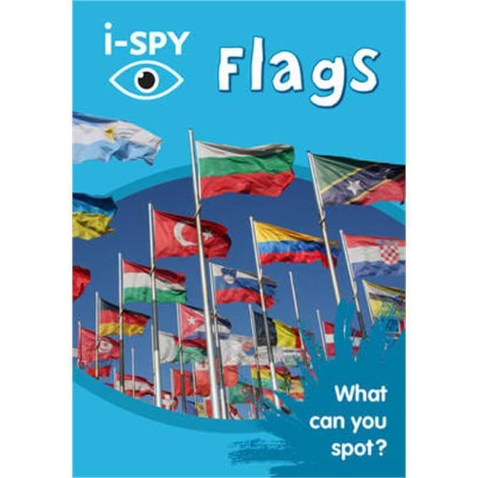 i-SPY Flags (Paperback)