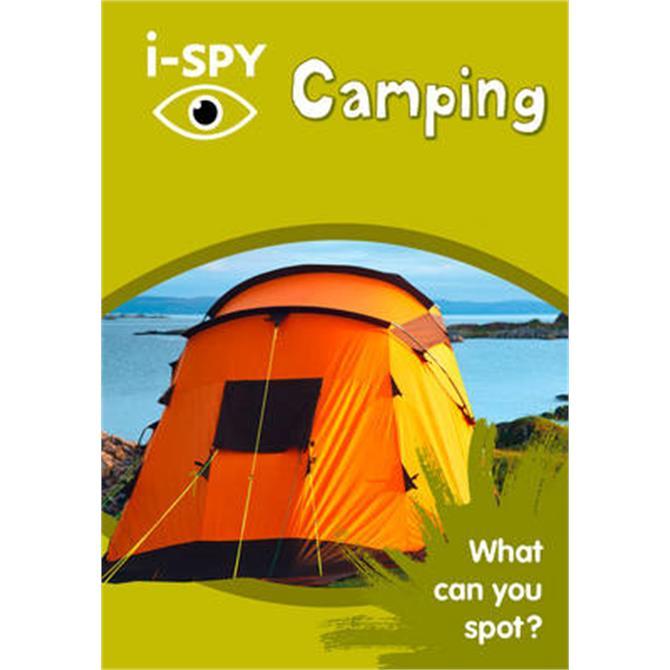 i-SPY Camping (Paperback)