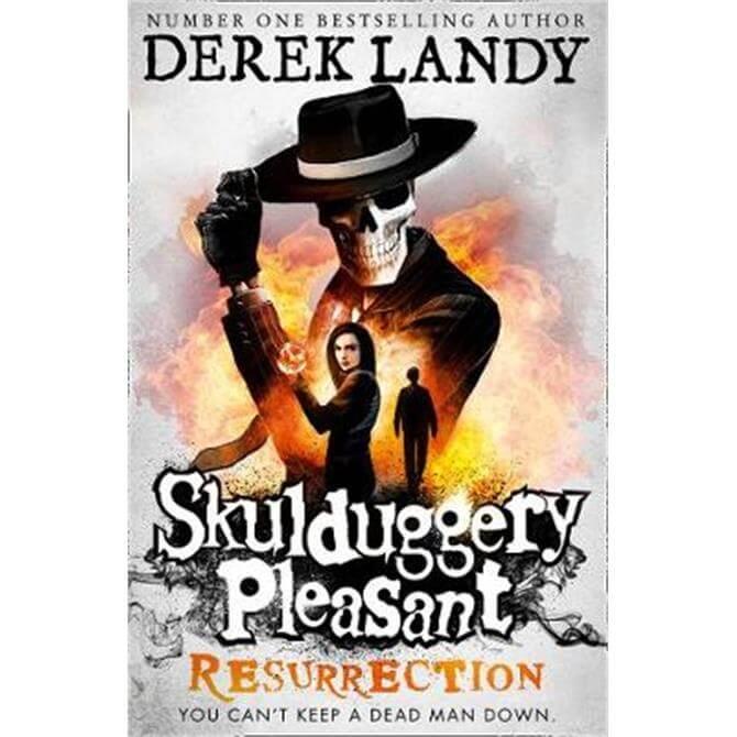 Resurrection (Skulduggery Pleasant, Book 10) (Paperback) - Derek Landy