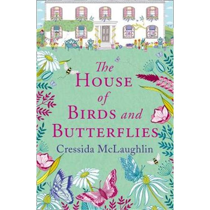 The House of Birds and Butterflies (Paperback) - Cressida McLaughlin