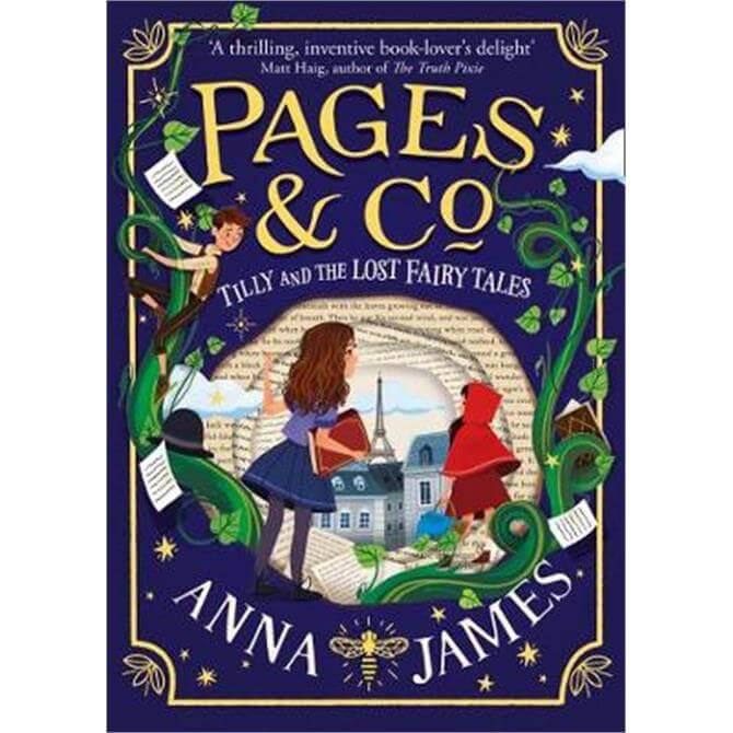 Pages & Co. (Hardback) - Anna James