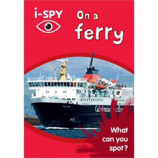 i-SPY On a Ferry (Paperback)