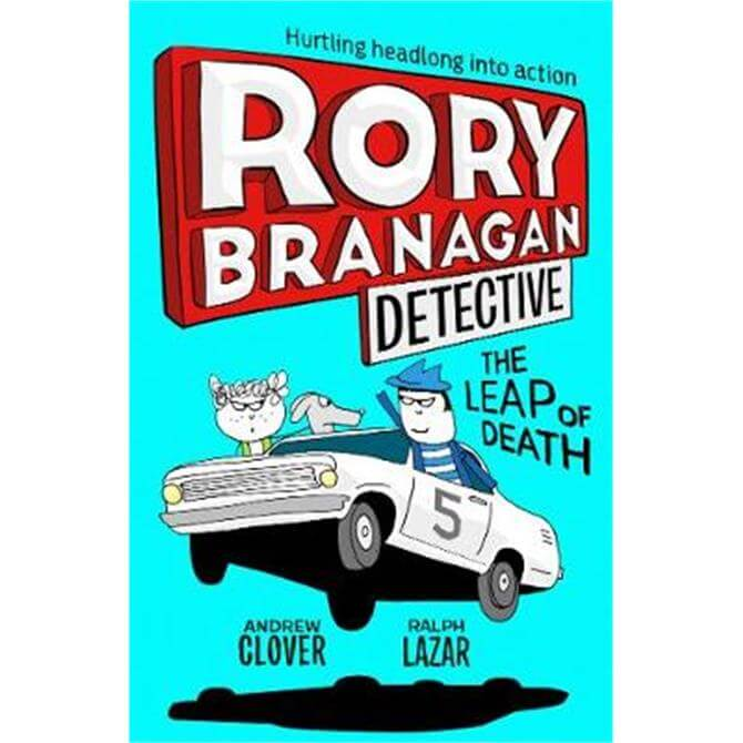 The Leap of Death (Rory Branagan (Detective), Book 5) (Paperback) - Andrew Clover