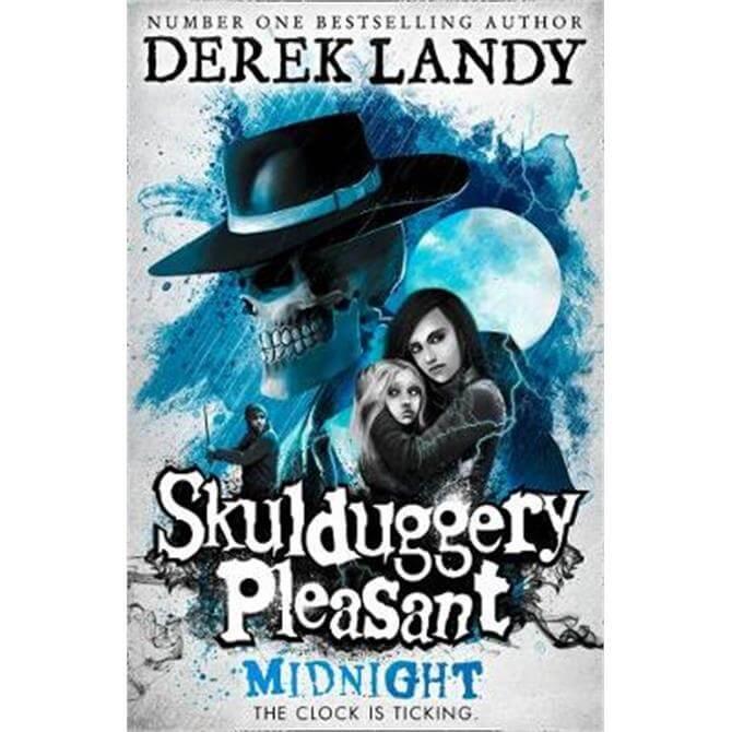 Midnight (Skulduggery Pleasant, Book 11) (Paperback) - Derek Landy