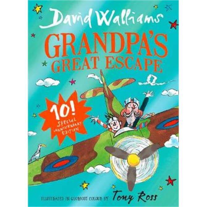 Grandpa's Great Escape (Hardback) - David Walliams