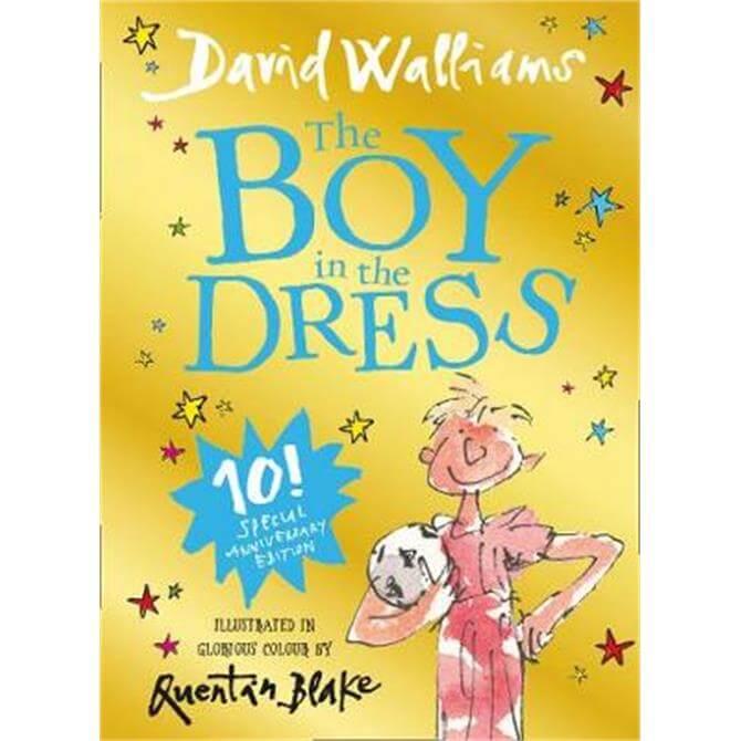 The Boy in the Dress (Hardback) - David Walliams