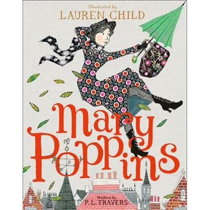 Mary Poppins (Hardback) - P. L. Travers