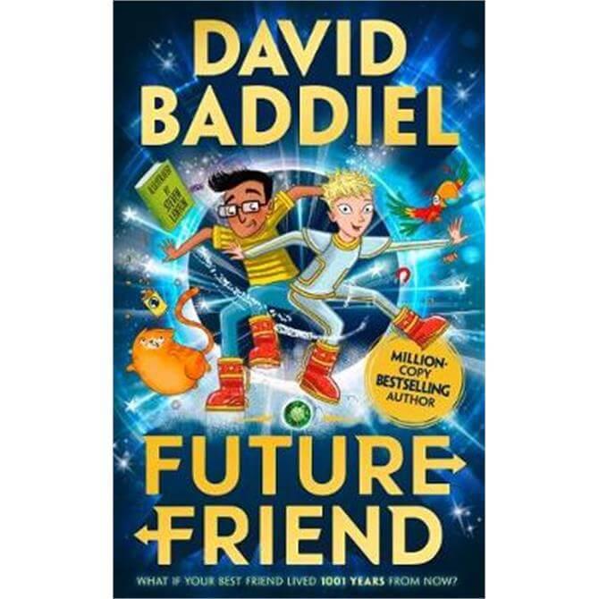 Future Friend (Paperback) - David Baddiel