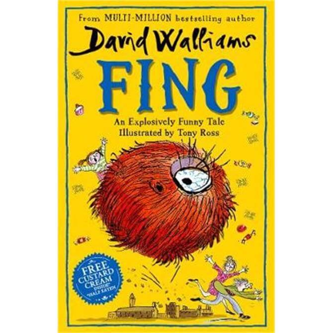 Fing (Paperback) - David Walliams