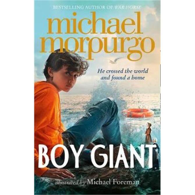 Boy Giant (Paperback) - Michael Morpurgo