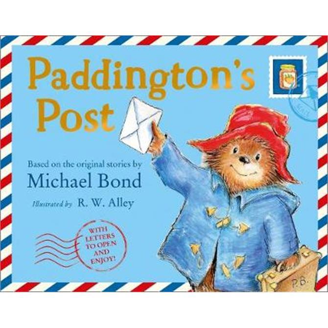 Paddington's Post (Hardback) - Michael Bond