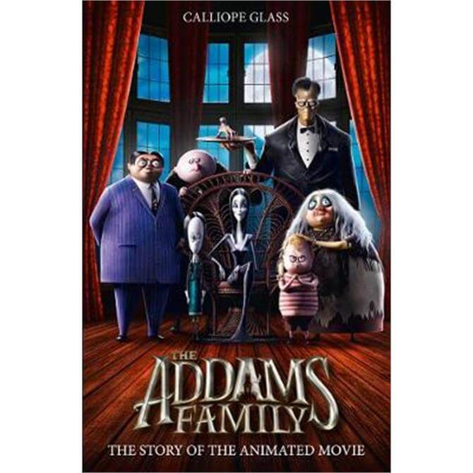 The Addams Family (Paperback) - Calliope Glass