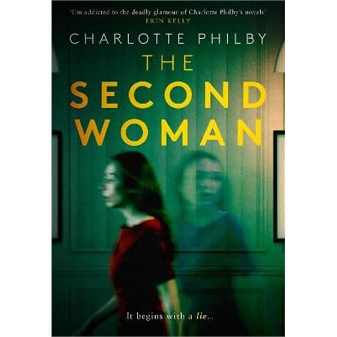 The Second Woman (Hardback) - Charlotte Philby