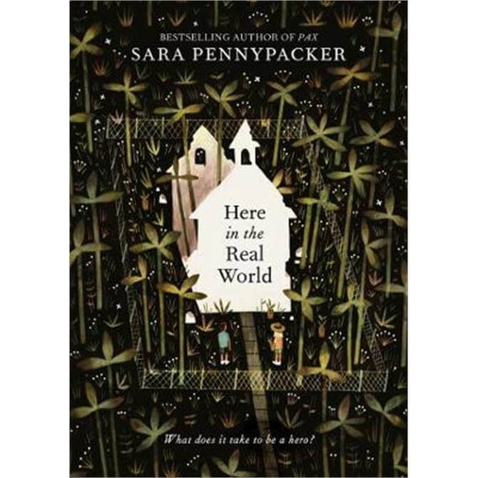 Here in the Real World (Paperback) - Sara Pennypacker