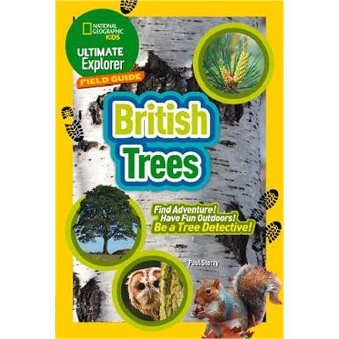 British Trees (Paperback) - National Geographic Kids