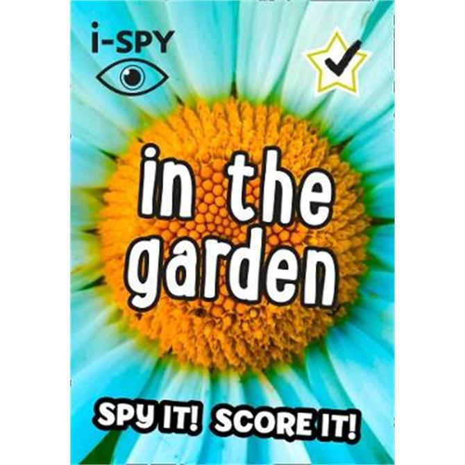 i-SPY In the Garden (Paperback)