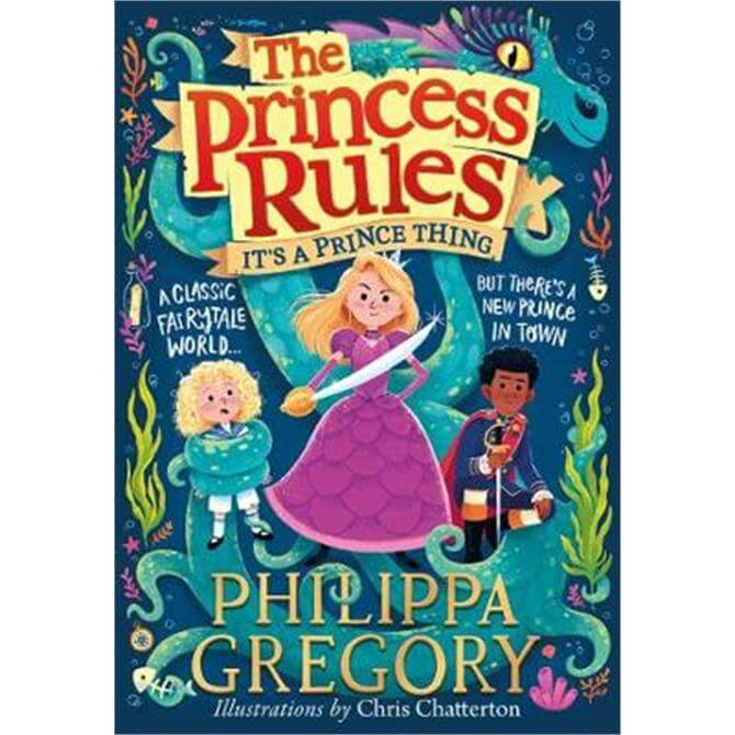 It's a Prince Thing (The Princess Rules) (Paperback) - Philippa Gregory