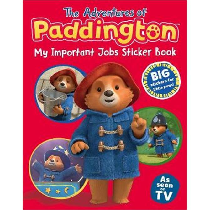 The Adventures of Paddington (Paperback)