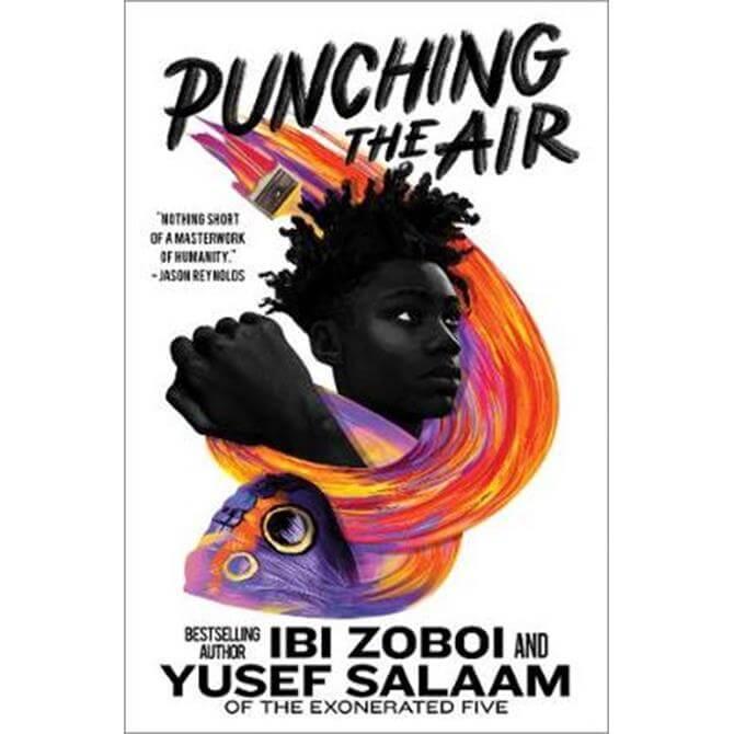 Punching the Air (Paperback) - Ibi Zoboi