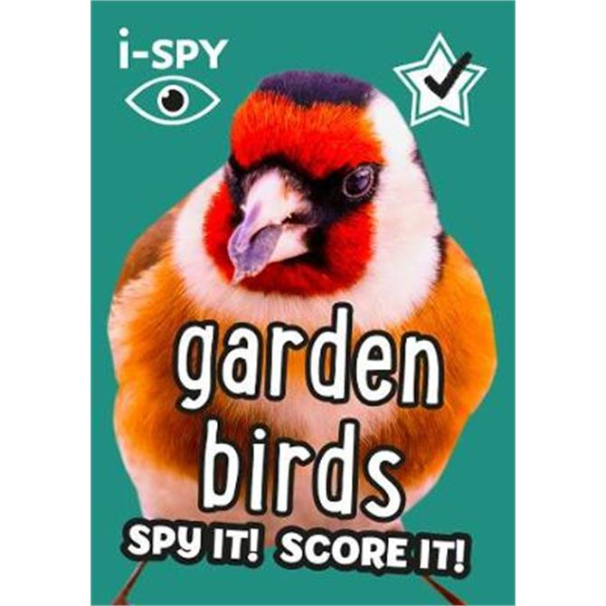 i-SPY Garden Birds (Paperback)