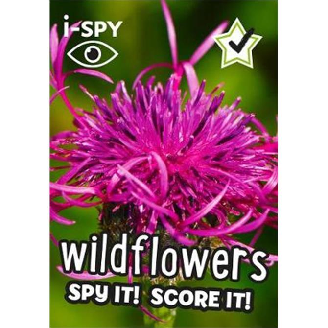i-SPY Wildflowers (Paperback)