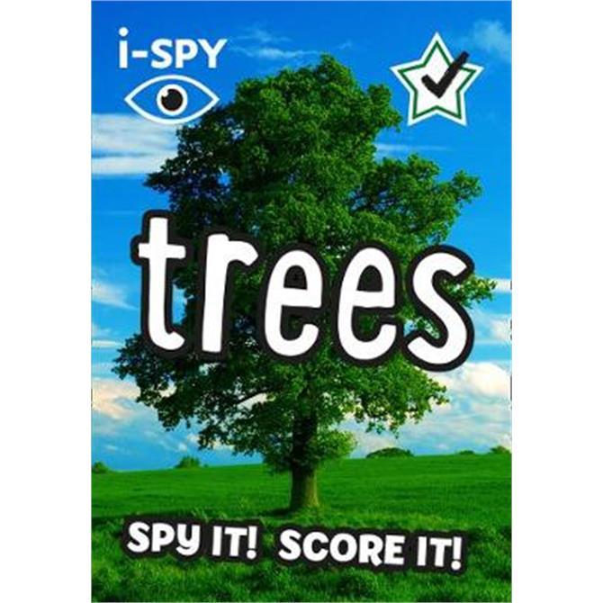 i-SPY Trees (Paperback)