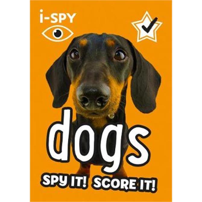 i-SPY Dogs (Paperback)
