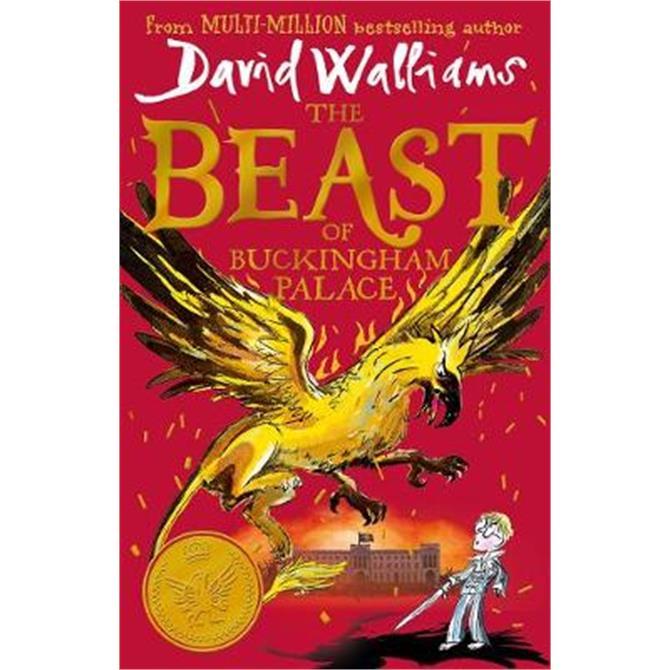 The Beast of Buckingham Palace (Paperback) - David Walliams