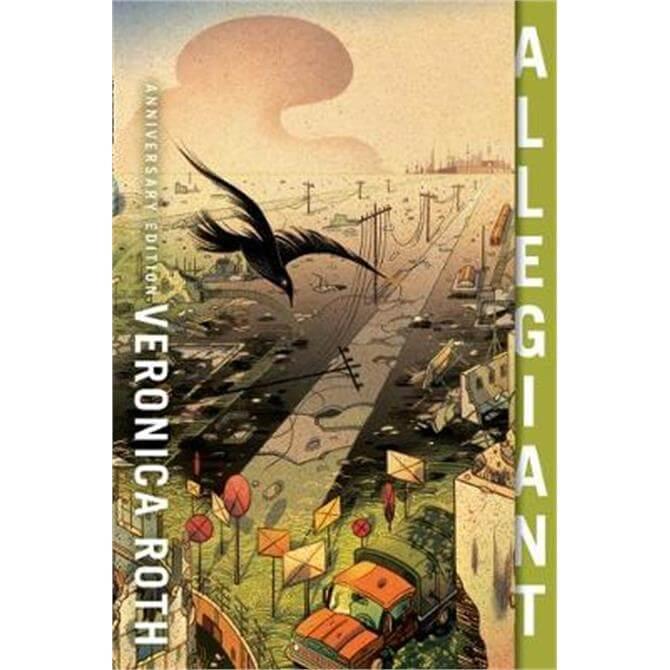 Allegiant (Divergent Trilogy, Book 3) (Paperback) - Veronica Roth